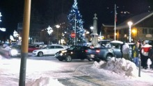 Christmas in Les Gets