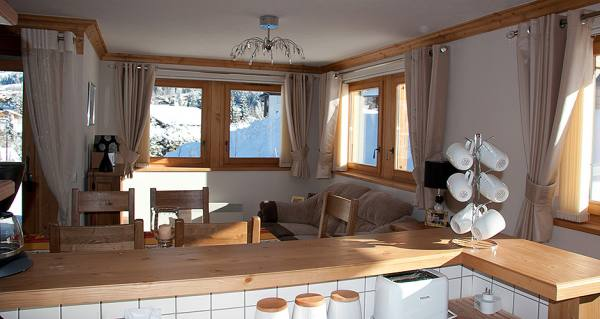 Our Open Plan Kitchen