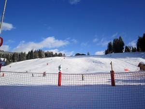 Fabulous ski area